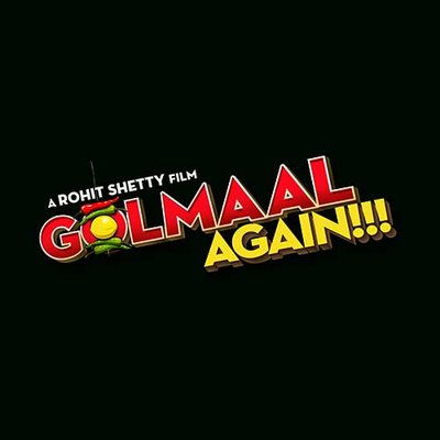 Golmaal Again title track is just the same with some twists in it