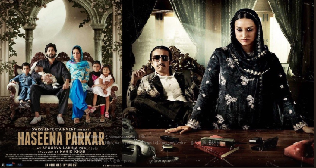 Haseena Parkar movie review: Shraddha Kapoor journey from girl next door to a 'Lady Don'
