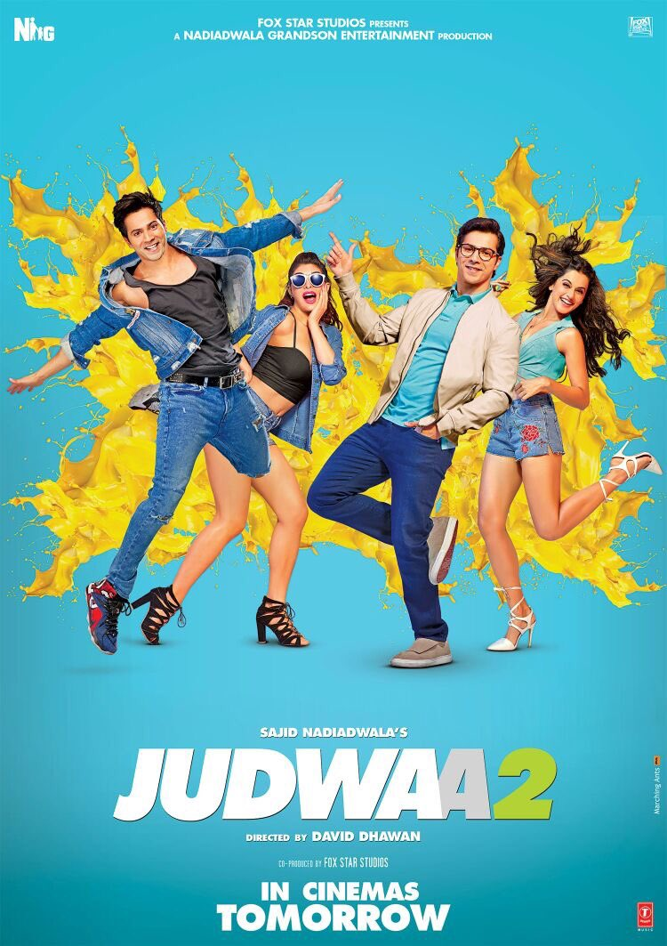 Judwaa 2 Review and Rating : The movie has got all spice for the weekend