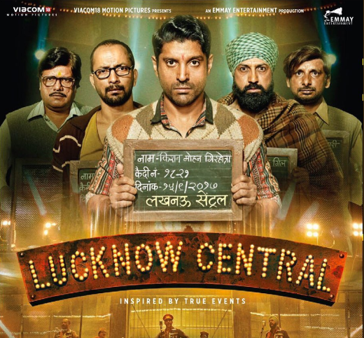 Lucknow Central Boxoffice collection Day 1: Farhan Akhtar movie manages to mint well