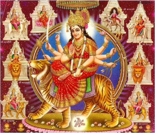 Navratri 2017: Significance of Navratri , navgrah and Nine Colors