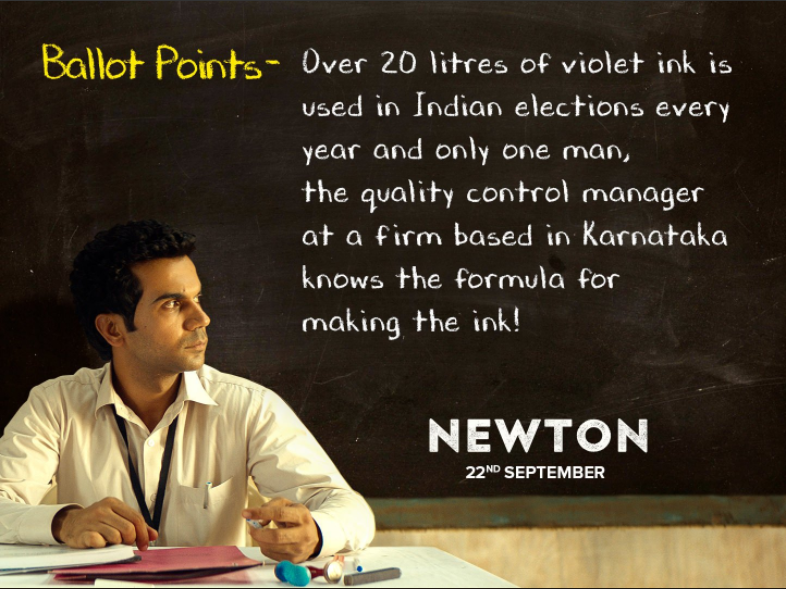 Newton movie gets new release date, launch slated for September