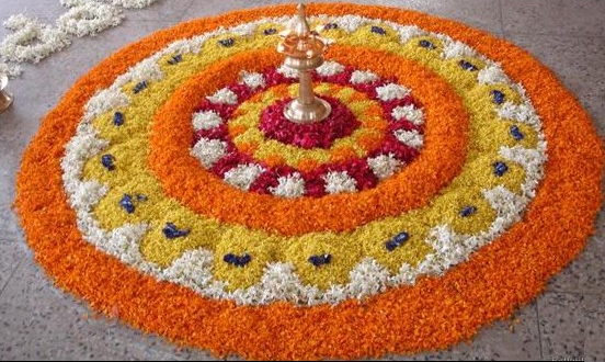 Expatriates celebrate Onam today