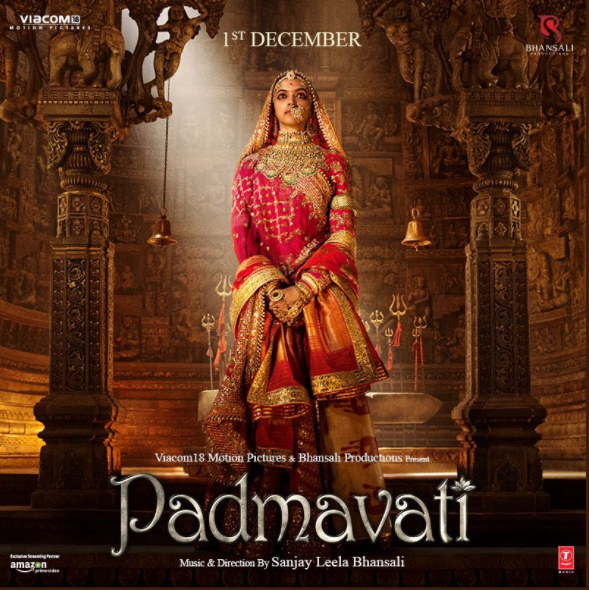 Shahid Kapoor Looks Every Inch A Regal King In Padmavati's New Poster