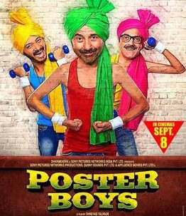 Poster Boys Box office collections Day 2: Sunny Deol's movie showed growth with Rs 4.15 crore
