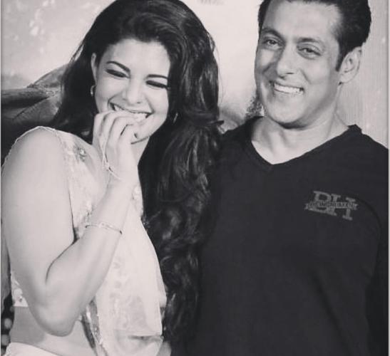 "Salman Khan and Jacqueline post video on the Judwaa 2 song ""Tan Tana Tan"""