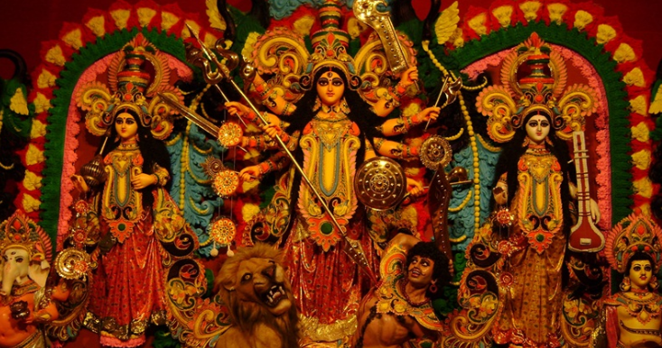Maha Saptami 2017: The third day of Durga Puja