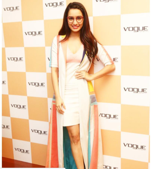 Shraddha Kapoor shares her stunning look from Vogue Eyewear shoot on Instagram