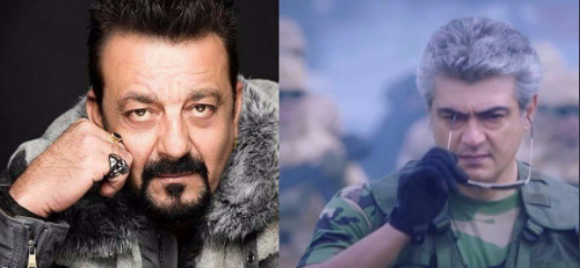 Bhoomi movie actor Sanjay Dutt praises Vivegam along with Tamil and Telugu industry
