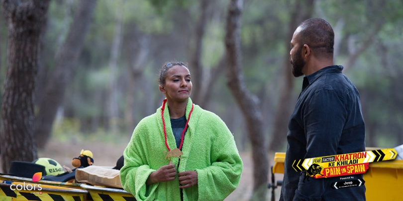 Khatron Ke Khiladi Season 8 3 September episode Geeta Phogat eliminated