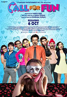 Call for fun, Hindi movie review: A charming, funny coming of age tale will win your heart