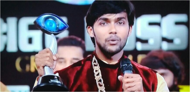 Aarav wins Bigg Boss Tamil first season with huge amount of votes
