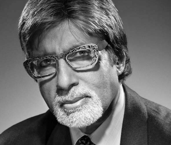 Amitabh Bachchan: Tribute video makes the actor tear up.