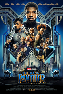 Black Panther: New Poster released