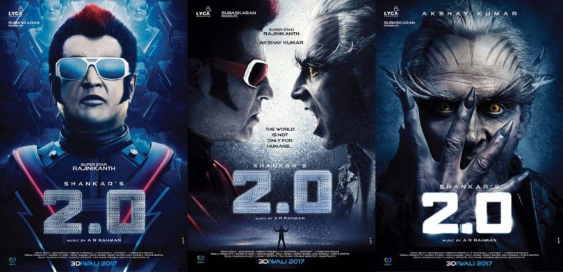 Rajnikanth in action: Thalaver's 2.0 movie making video released