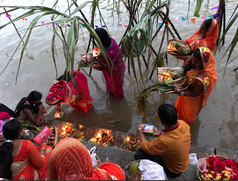 Happy Chhath Puja 2017: Festival Celebration and Images