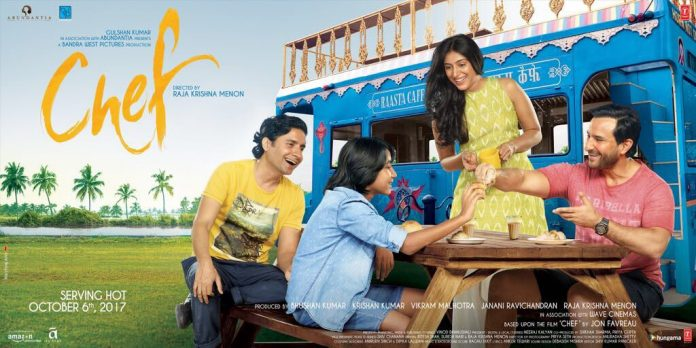 Chef movie Review: Hindi movie rediscovering the bond between son and father