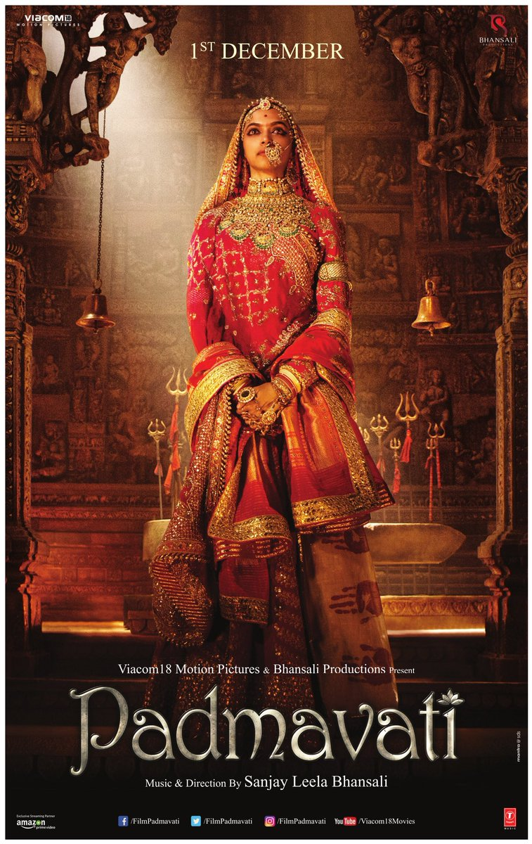 SS Rajamouli praises Padmavati trailer, says it looks masterful