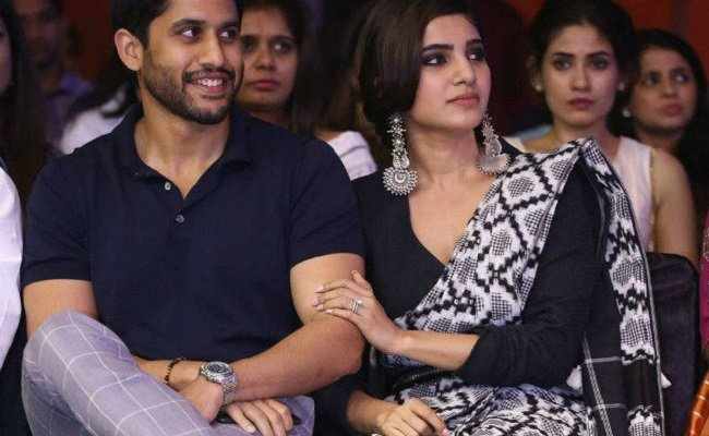 Naga Chaitanya and Samantha are married