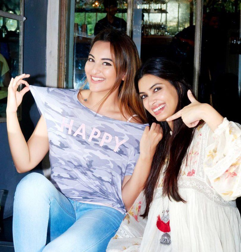Happy Bhag Jayegi Return casts Diana Penty along with Sonakshi Sinha