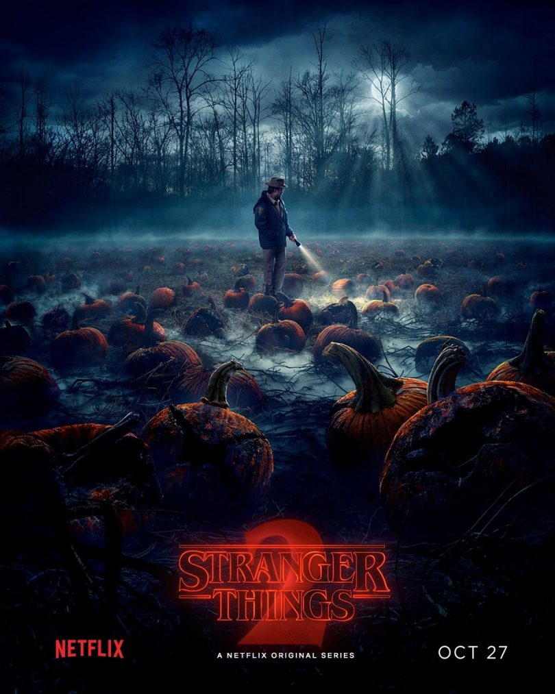 Netflix Series' Stranger things and Mindhunter to haunt October