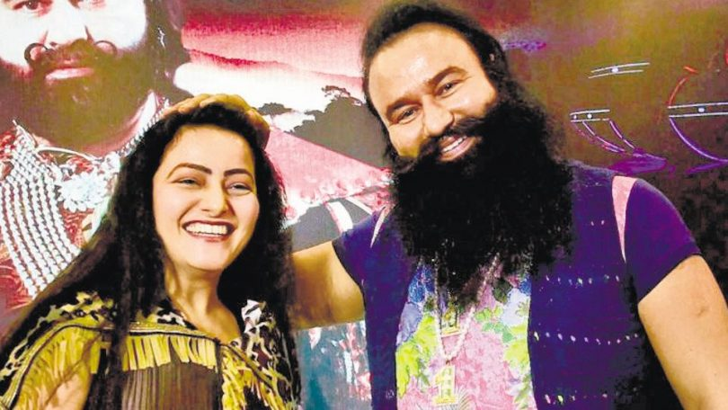 Honeypreet denies involvement in riots as she speaks out before arrest