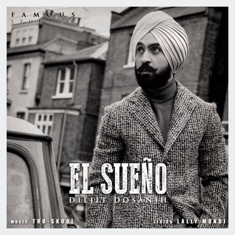 Diljit Dosanjh's spanish song EL Sueno available for Pre-Order on Itunes