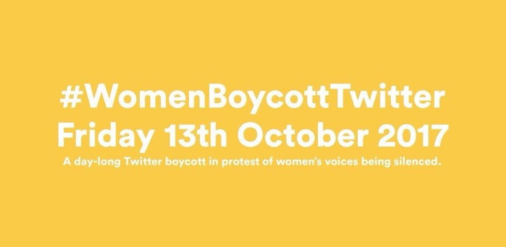 Women Boycott Twitter in protest of Rose Mcgowan's Twitter account suspension