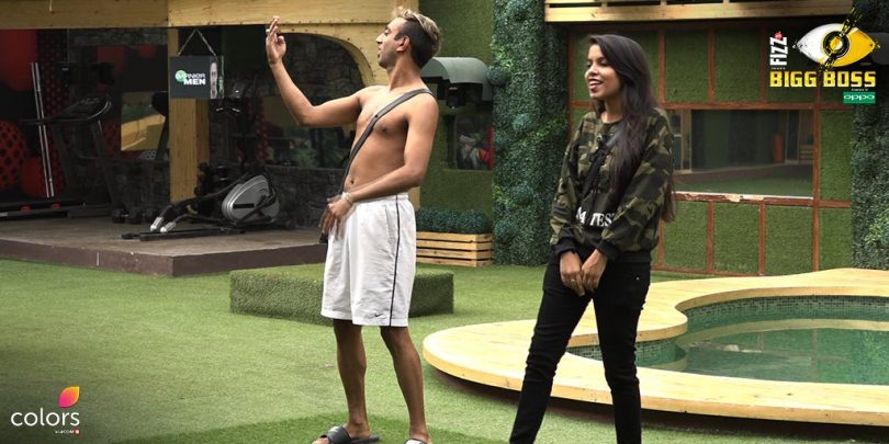 Bigg Boss 11 Live episode 22: Aakash and Hina fight