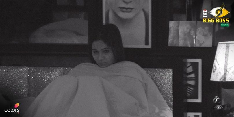 Live Bigg Boss 11 episode 23: Hina and the Gharwalas fling mud at each other