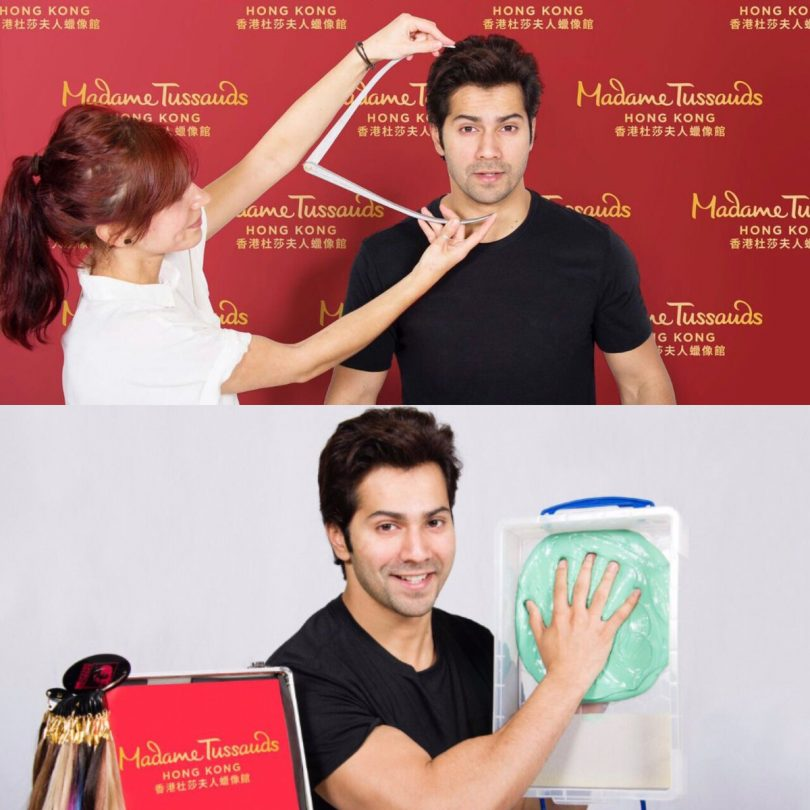 Varun Dhawan to get his own wax statue at Madam Tussauds Hong Kong