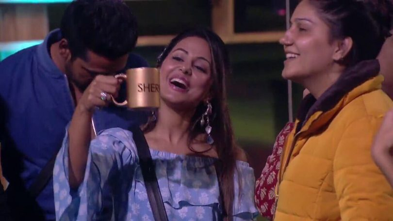 Bigg Boss 11: Hina Khan's comments on South Indian cinema angers Hansika and Sridevi Sreedhar