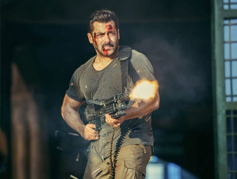 Tiger Zinda Hai: Salman Khan is wounded in the first look