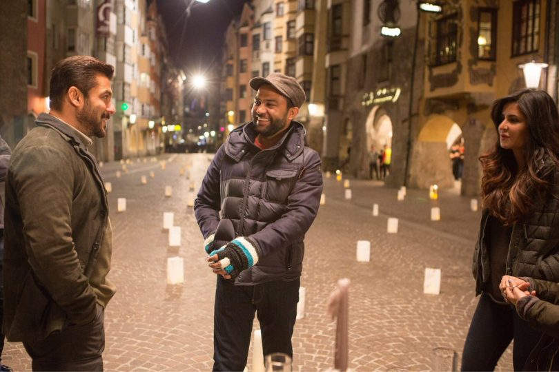 Tiger Zinda Hai: Behind the Scene pics show Salman Khan and Katrina Kaif