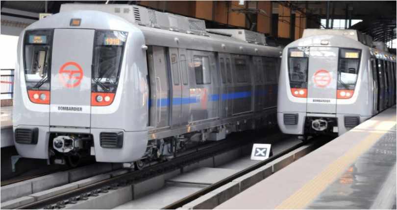 AAP Minister Arvind Kejriwal will pay half funds if centre pays rest to avoid Delhi Metro rates hike