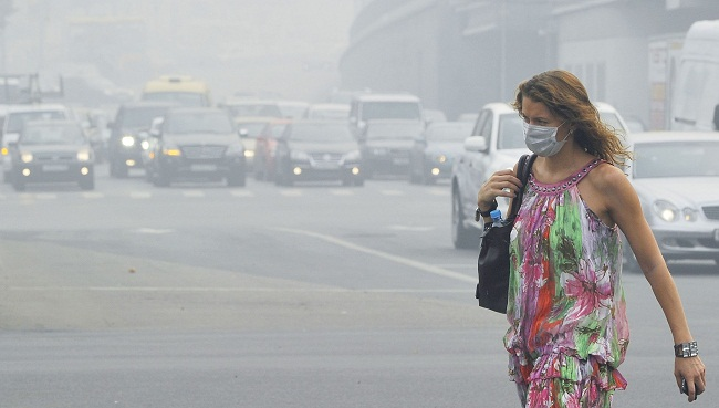 Air Quality of Delhi is on red alert before Diwali