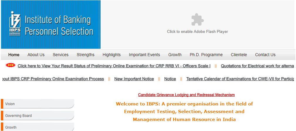 IBPS RRB Officer Scale I Prelims Exam Result 2017 to be declared today at ibps.in