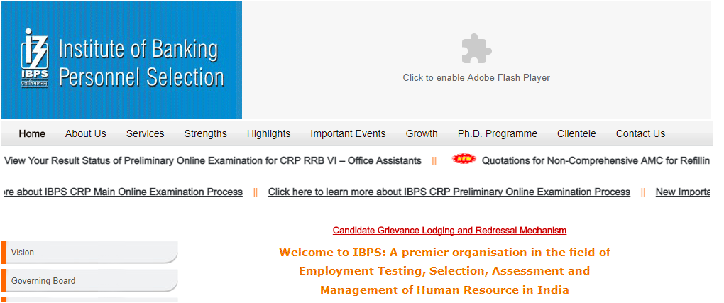 IBPS RRB result 2017 for Office Assistant prelims and Scale I post declared at ibps.in