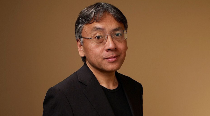 Kazuo Ishiguro wins 2017 Noble Prize in literature
