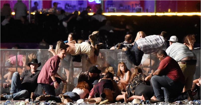 Las Vegas gunfire attack kills 50, 200 injured