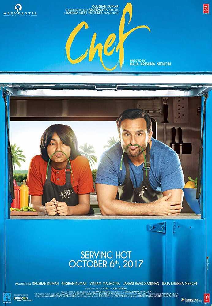 Saif Ali Khan's Chef falls flat at Indian Box Office