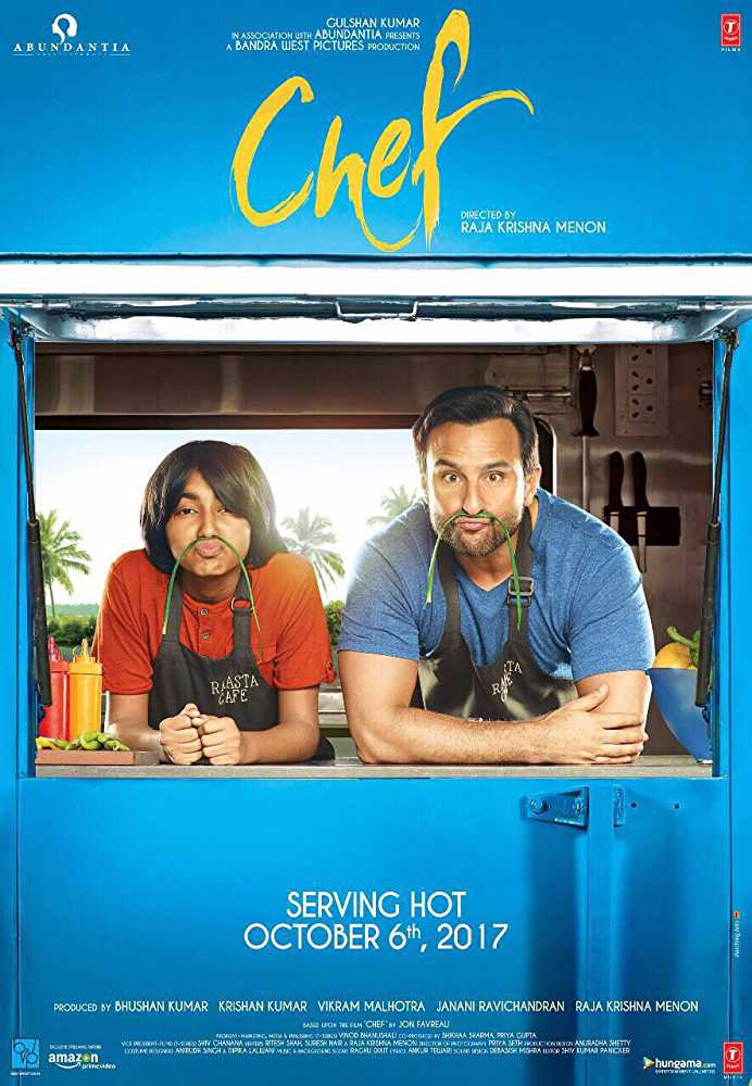Chef Pre Review, Saif Ali Khan's takes a trip to reconnect with his son