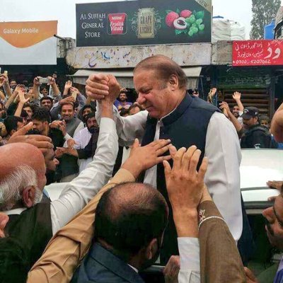 Nawaz Sharif and Maryam Nawaz indicts by Pakistan court on National Accountability Bureau corruption charges