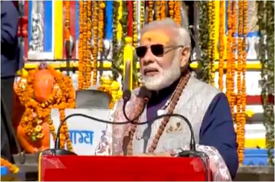 PM Modi in Uttrakhand Kedarnath to inaugurate 2013 projects