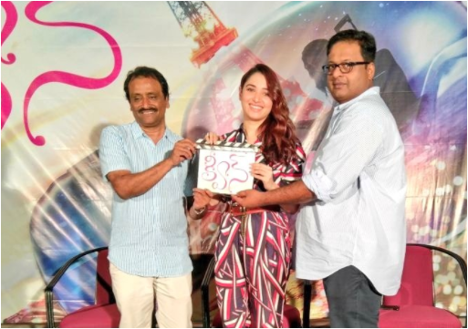 Queen Telugu Remake starring Tamannaah launched today