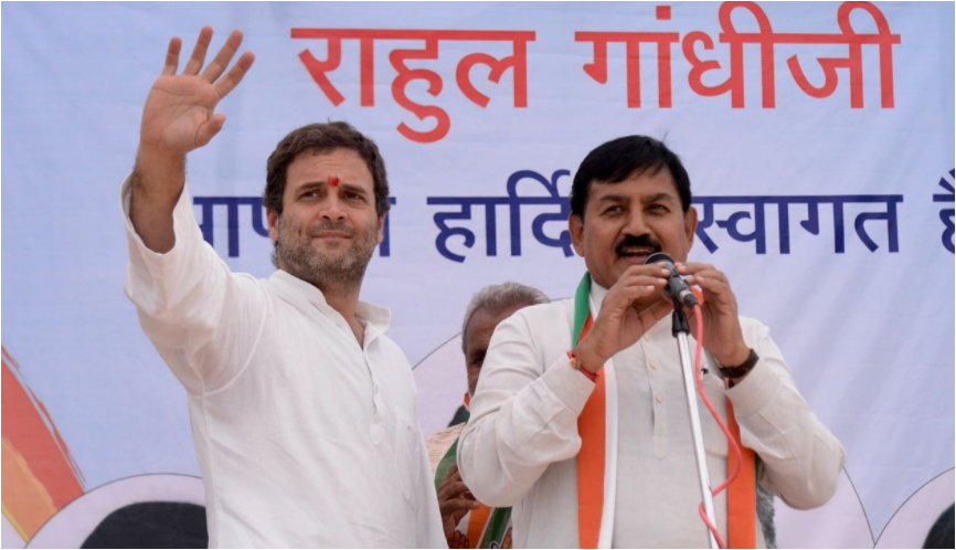 Rahul Gandhi questions PM Modi on Twitter against the report of Amit Shah's son