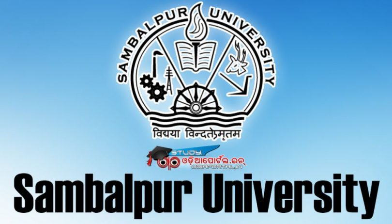 Sambalpur University of Odisha announced results of+3 second year exams 2017