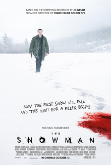 The Snowman movie review: Dumb thriller fails to excite or terrorize