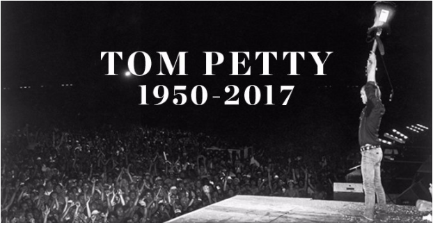 Tom Petty, Legendary American rock star dies at 66