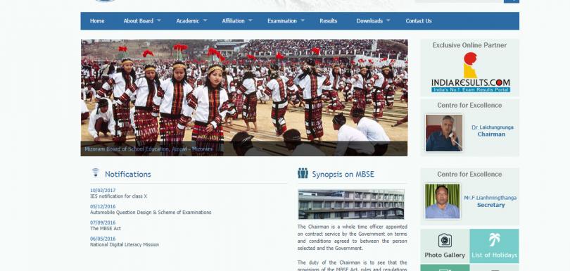 Mizoram TET result 2017 declared on official website